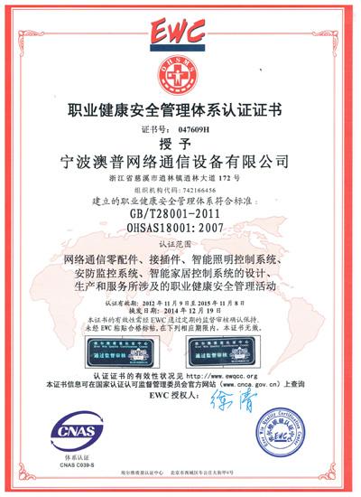 安全体系中文版